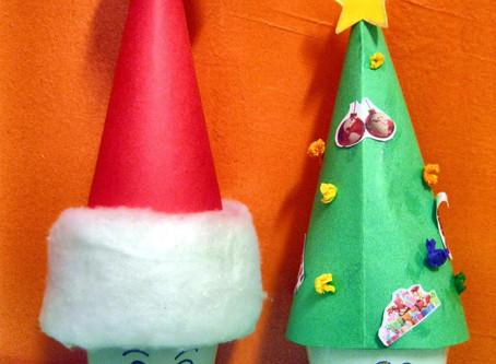 Creazioni natalizie solidali!