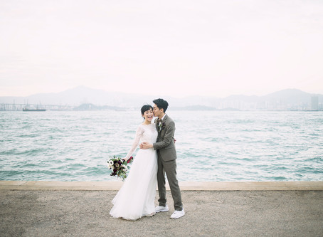 Wing Hei & Lui | Pre-wedding in Hong Kong