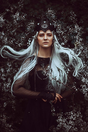 Goddess Of The Wild Freedom