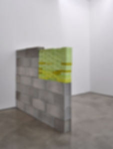L'épaisseur du mur, Alban Denuit