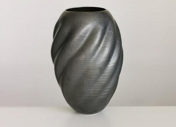No. 55 Tall Black wave form by Nicholas Arroyave Portela