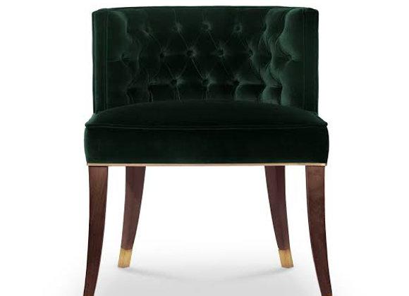 BOURBON Dining Chair by Brabbu