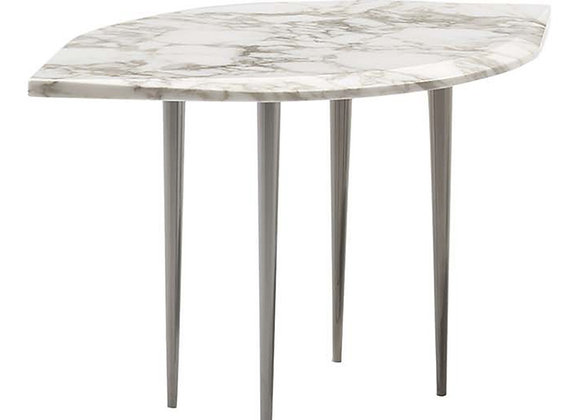 Chio Coffee Table in Gold Calacatta  Marble by Bodema