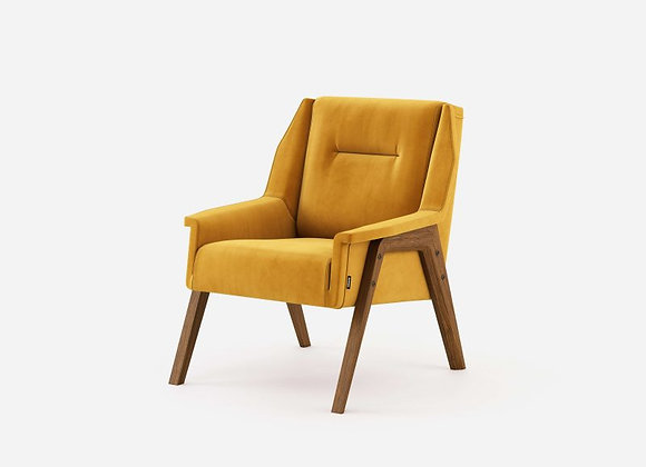 Greta Maple Armchair by Domkapa