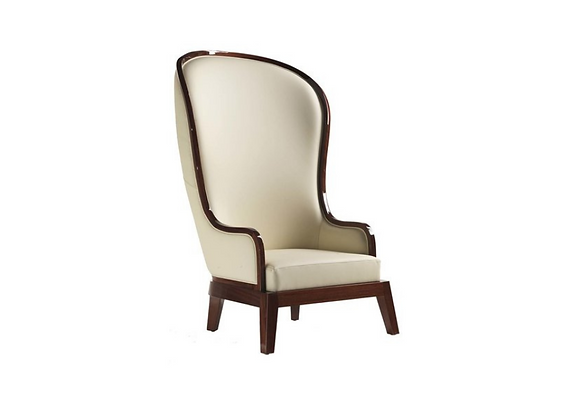 Duchesse of Home White Armchair by Fratelli Boffi
