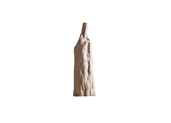 Cartocci Liscia Light Brown Bottle by Paola Paronetto