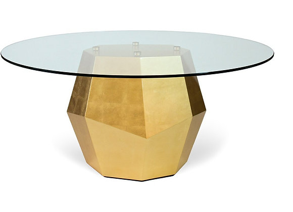 Rock Dining Table by Insidherland