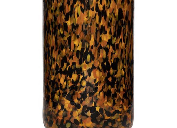 Macchia su Macchia Leopardo Tall Vase by Stories of Italy