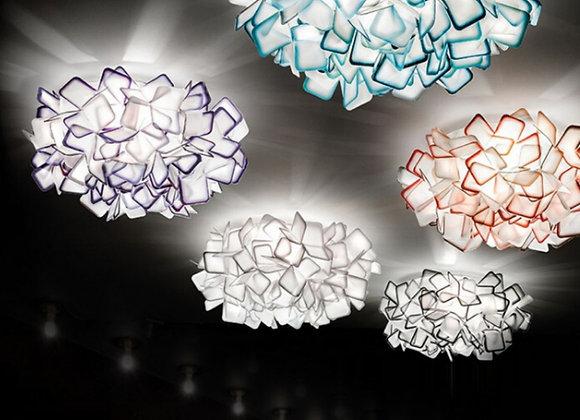 Clizia Applique Ceiling Lamp by Slamp