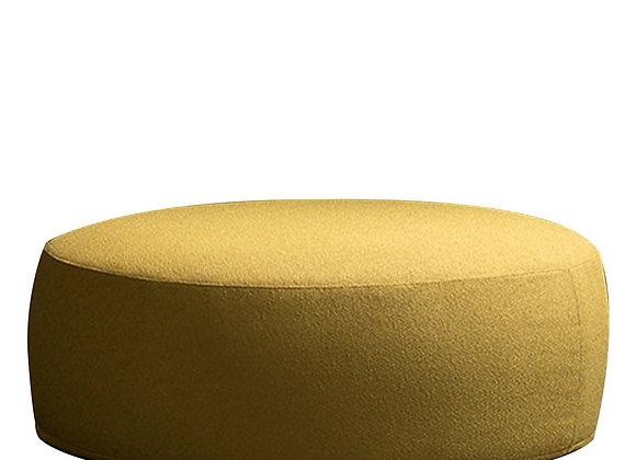 Sumo Yellow Ottoman by Bodema