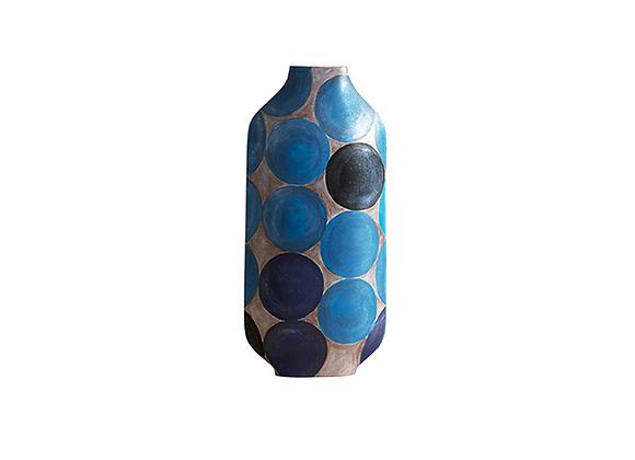 Tall Palma Afro Vase by Kose Milano