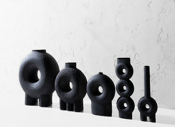 KUMANEC set of vases by Faina