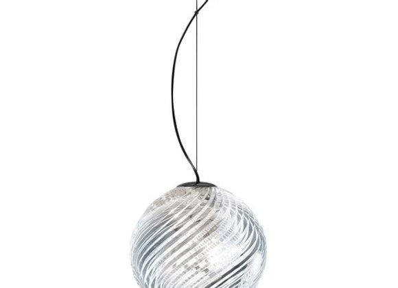 Swirl Pendant Lamp by Fabbian