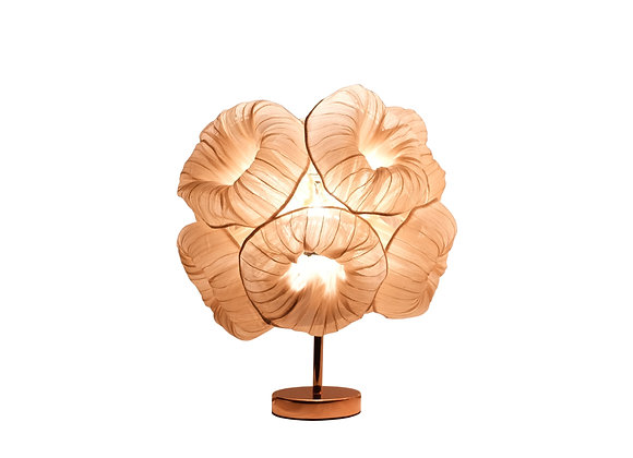 Anemone Table Lamp Plain by Mirei Monticelli