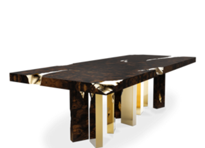 Empire Dining Table by Boca Do Lobo
