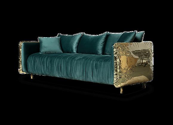 Imperfectio Sofa Green by Boca Do Lobo