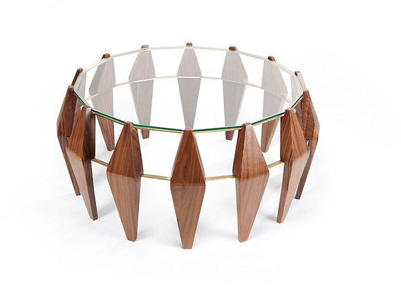 Na Pali Coffee Table by InsidherLand