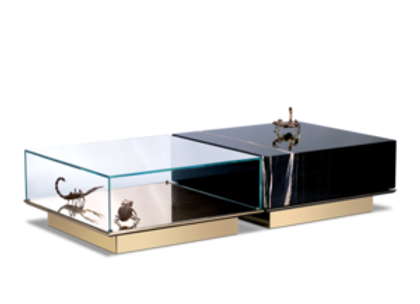 Metamorphosis Center Table by Boca Do Lobo