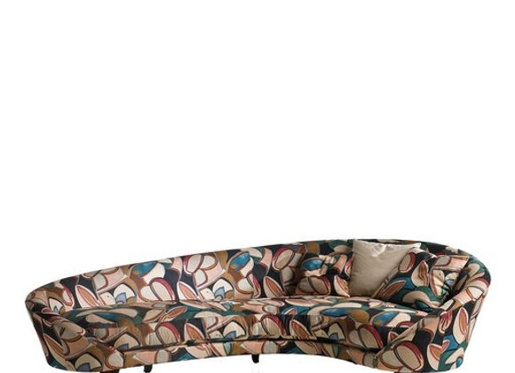 Madelaine Curved Sofa by Fratelli Boffi