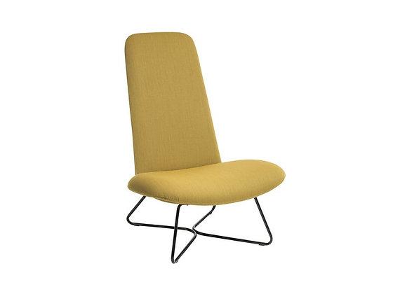 Myplace Yellow Armchair by La Cividina