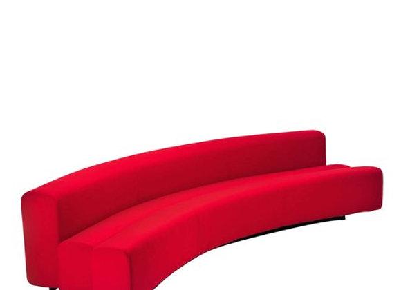 Osaka Red Sofa by La Cividina