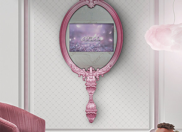 """Magical Mirror with TV 22"""" by Circu"""