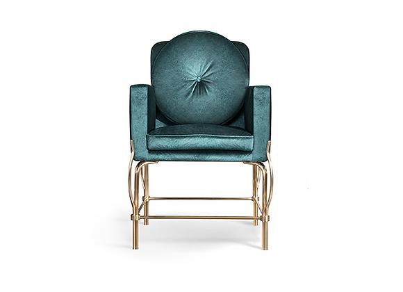 Hemma Chair by Koket