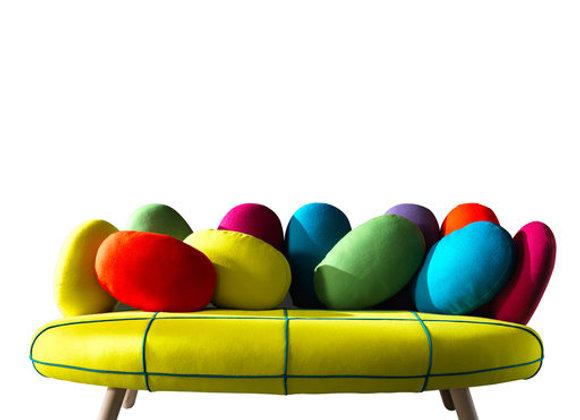 Jelly Sofa by Adrenalina
