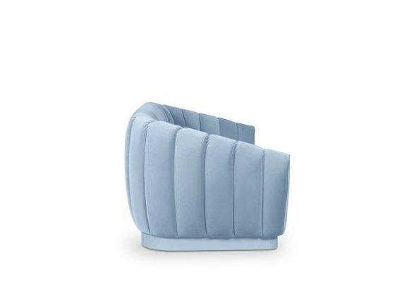 OREAS single sofa by Brabbu