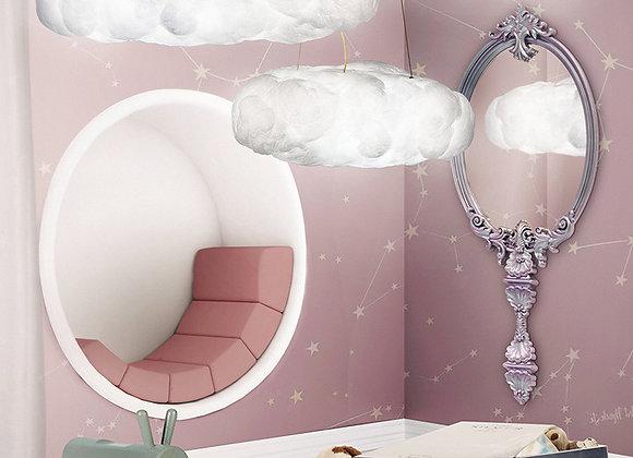 Cloud Suspension Lamp by Circu