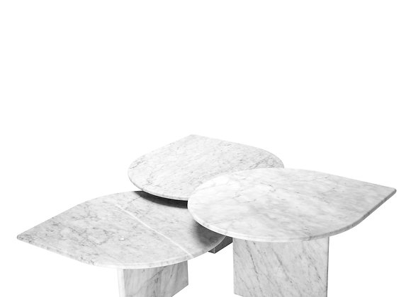 Naples Coffee Table Set of 3 by Eichholtz