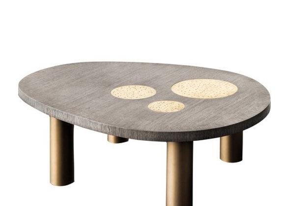 Jade Oak Coffee Table by Chiara Provasi