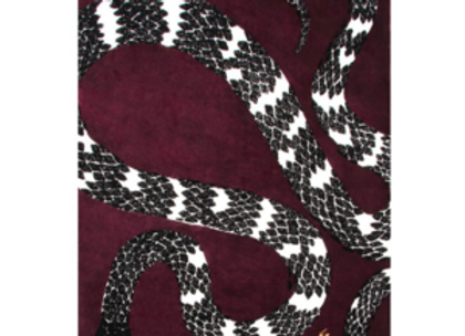 Snake 8 Botanical by Rug'Society