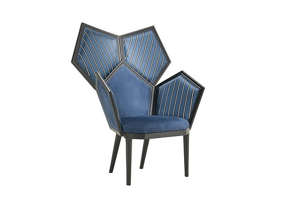 Lui 5/A Armchair by Fratelli Boffi