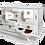 Thumbnail: Mondrian White Sideboard by Boca do Lobo