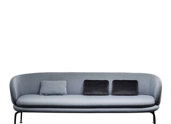 Soave Blue 3-Seater by La Cividina