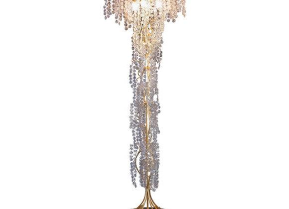 Stardust Gold Floor Lamp by Stillux