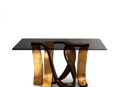 Ribbon Dining Table by Koket