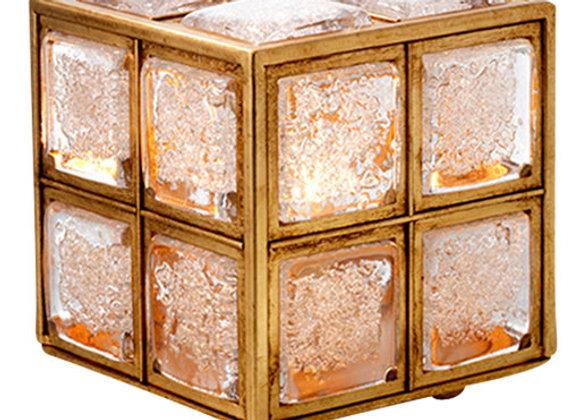 Decorative Cube Table Lamp by Stillux