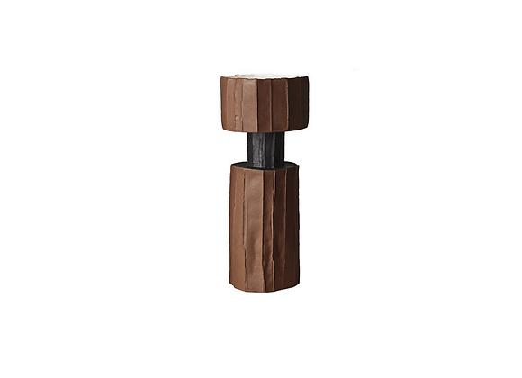 Safe Etero Brown Vase by Paola Paronetto