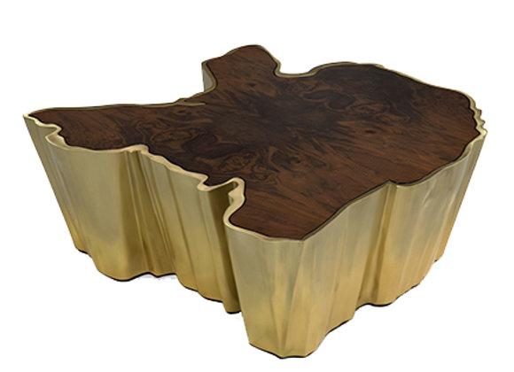 Sequoia Center Table by Brabbu