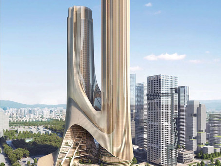 Cutting-edge open base tower in Shenzhen Bay to be designed by Zaha Hadid Architects