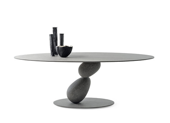 Matera Rectangular Dinning Table by Mogg