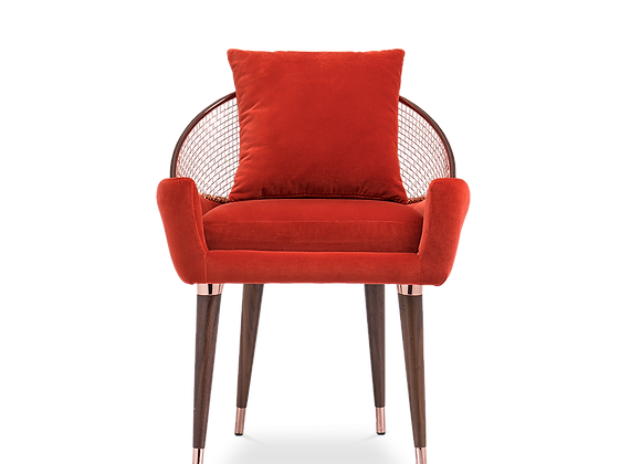 Garbo Dining Chair by Essential Home