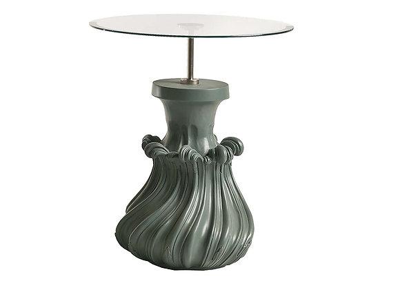 Scoubidou Green Side Table by Fratelli Boffi