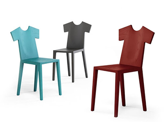 T-Chair by Mogg