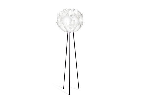 Flora Floor White Lamp by Slamp