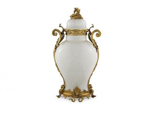 Vase Armand White by Eichholtz