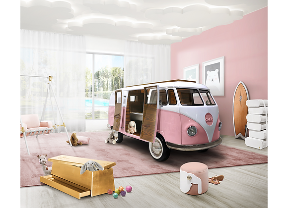 Bun Van Blue & Pink by Circu