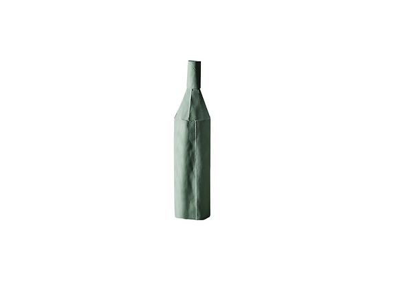 Cartocci Sage Green Bottle by Paola Paronetto